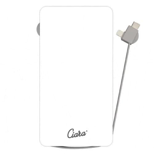 Qi対応ワイヤレスモバイルバッテリー